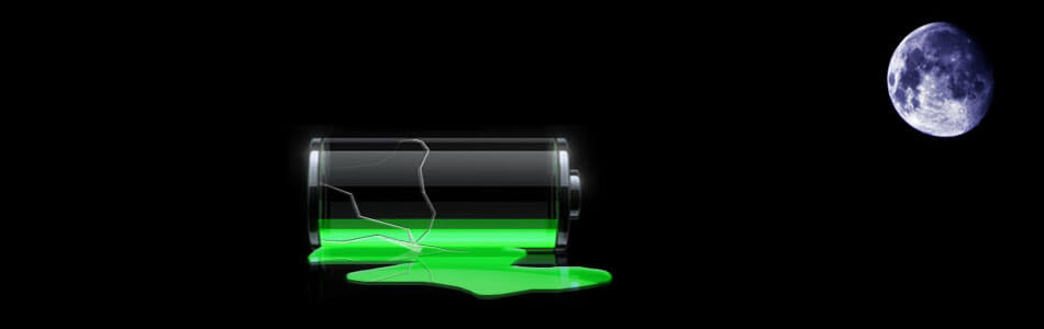 How to charge your battery