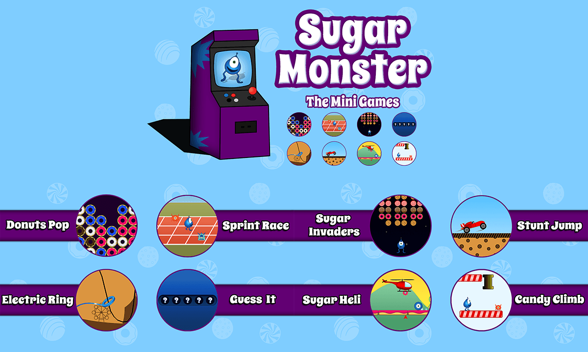 sugar-monster-the-mini-games